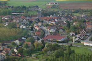Vue d' Esternay