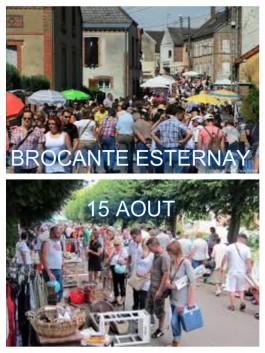 BROCANTE DU 15 AOUT